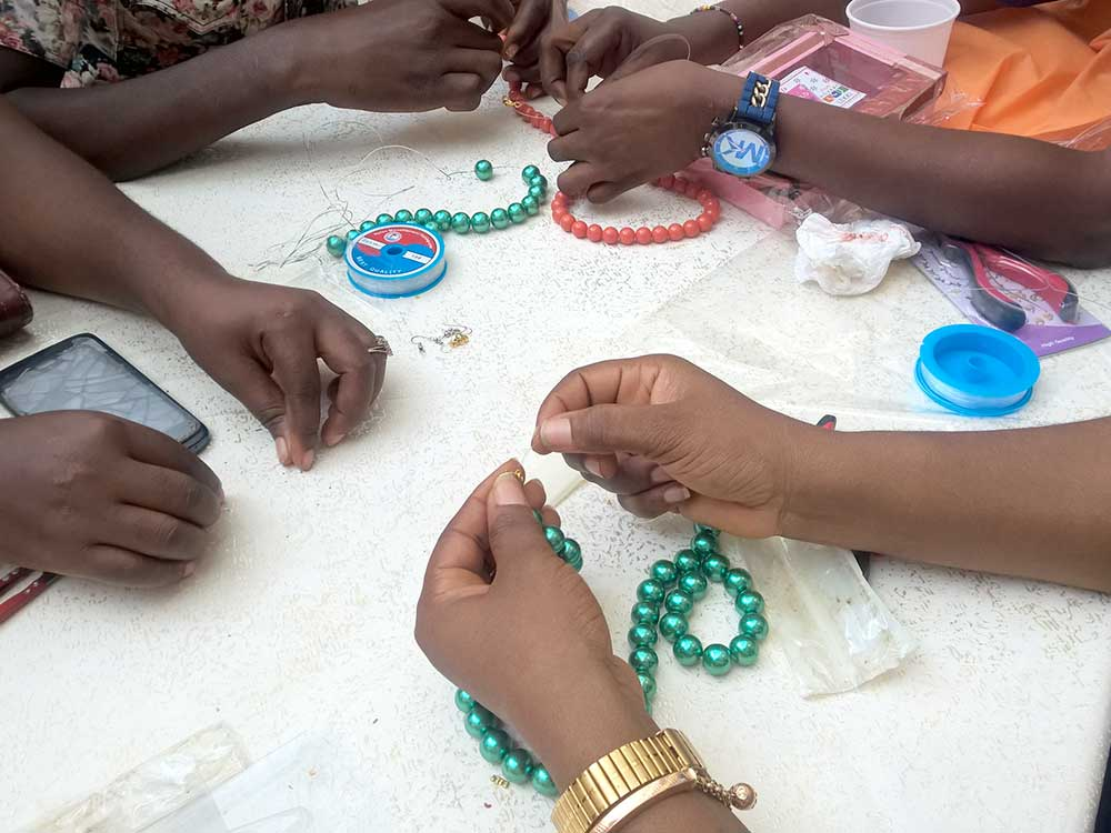 Mother's Day Bead Workshop