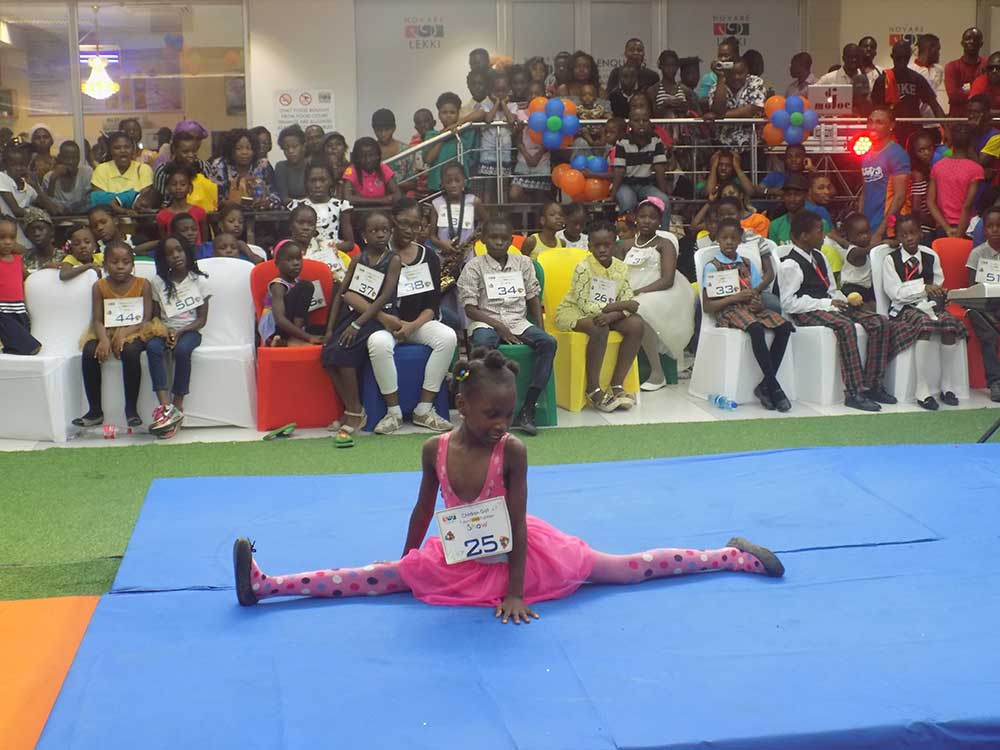 Children's Got Talent Competition